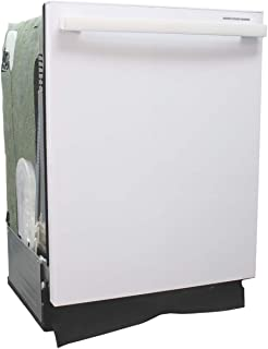 SPT SD-6502W: Energy Star 24 w/Smart Wash System & Heated Drying – White Built-in Dishwasher,