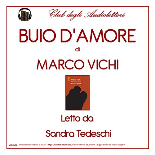 Buio d'amore cover art