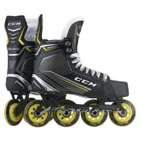 CCM Tacks 9090R Senior Roller Hockey Skates, Weite :D, Größe:7.0