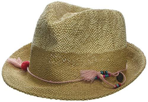 Barts vrouwen Jeker Panama hoed, Beige (Natural 7), een (Maat: UNI)