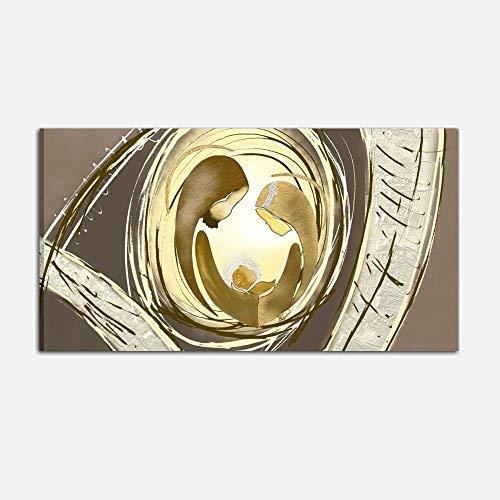 I Colori del Caribe Quadro Dipinto A Mano Religioso CAPEZZALE Moderno Quadri CAPEZZALI per Camera da Letto Sacra Famiglia Alta QUALITA' Made in Italy - EFFUSIONI