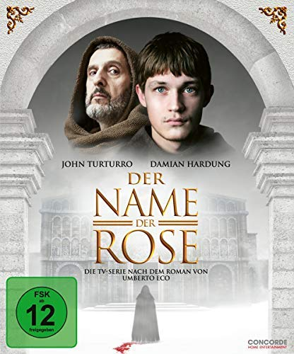 El nombre de la rosa / The Name of the Rose (2019) [ Origen Alemán, Ningun Idioma Espanol ] (Blu-Ray)