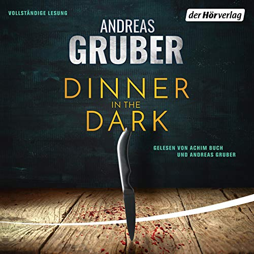 Dinner in the Dark (German edition) cover art