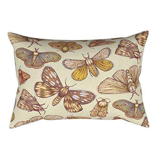 ALCYONEUS Kissenbezug, Motiv Feuerballon, Biene, modernes Design, für Sofa, Polyester, 6#, 30cm x 50cm