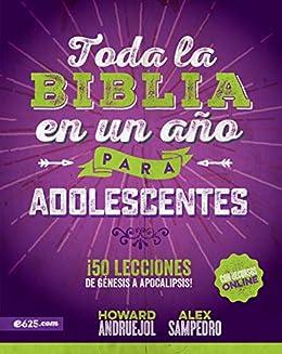 Toda la Biblia en un año para Adolescentes eBook: Andruejol ...