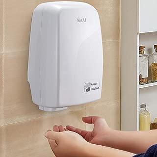 Bakaji - Secador de manos automático eléctrico - Ideal