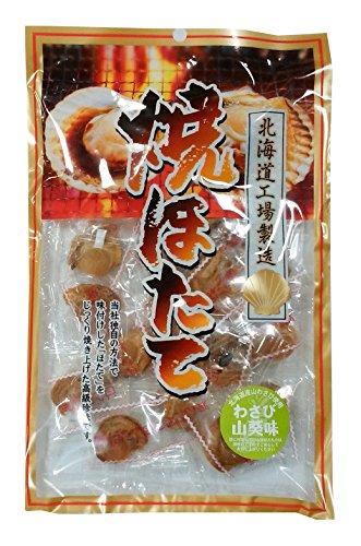 オルソン 焼ほたて貝 わさび味(ピロ包装) 110g