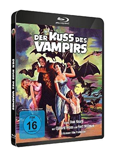 Der Kuss des Vampirs - Uncut Limitierte Edition [Blu-ray] A Hammer Film Produktion
