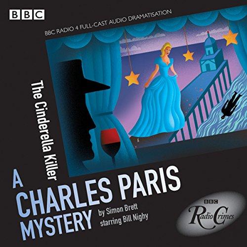 Charles Paris: The Cinderella Killer audiobook cover art