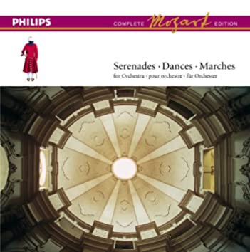 Mozart: Complete Edition Vol.2: Serenades, Dances & Marches