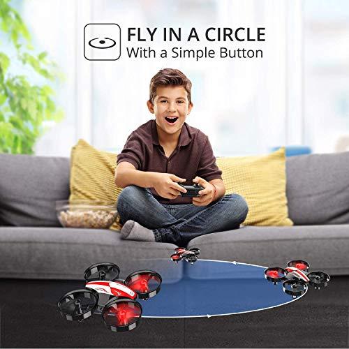 Holy Stone HS210 Mini Drone RC Nano pour enfants et débutants - 3