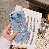 3d luxury fashion glitter bling cover a farfalla per iphone 11pro x xr xs max 7 8 plus con braccialetto a farfalla-per iphone xr_2