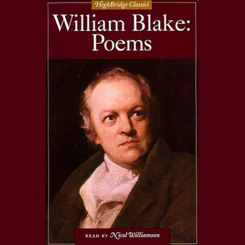 William Blake audiobook cover art