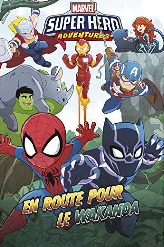 Marvel Super Hero Adventures : En route pour le Wakanda