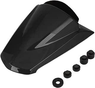 AnXin Motorcycle Black Rear Seat Cowl Passenger Pillion Fairing Tail Cover For Kawasaki Ninja 250R ZX250R EX250 2008-2012