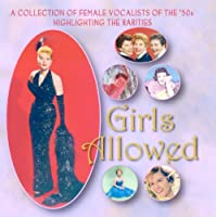 Girls Allowed Collection of Female Vocalists 50s