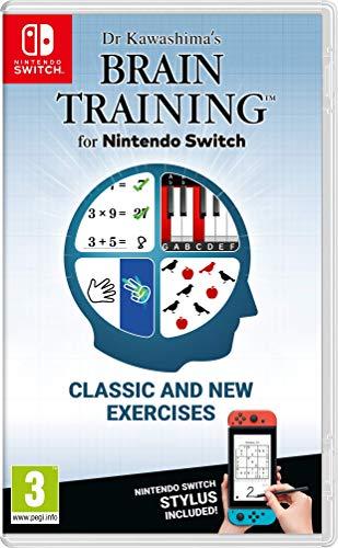Dr Kawashima's Brain Training - Nintendo Switch [Importación inglesa]