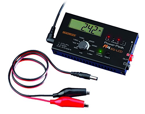 100% PeakPower Power Peak A4 EQ-LCD 230V/12V