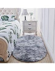 Berukon ラグ カーペット 洗える ラグマット 3色選べる 絨毯 防ダニ 滑り止め付き120×160cm 四季通用 ふわふわ 折り畳み 長方形 センターラグ グレー