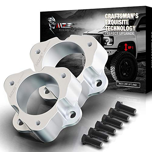 """MZS 3"""" Leveling Lift Kit Front Suspension Strut Spacer Compatible with Tundra 1999-2006 