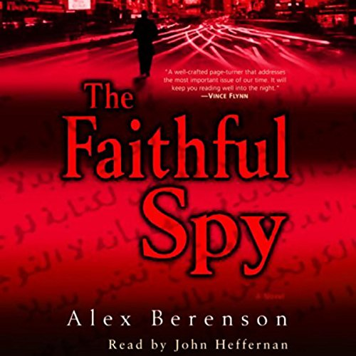 The Faithful Spy  By  cover art