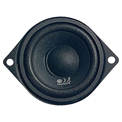 Massive Audio MX2-2 Inch / 20-Watt Full Range Speakers. (2.25""