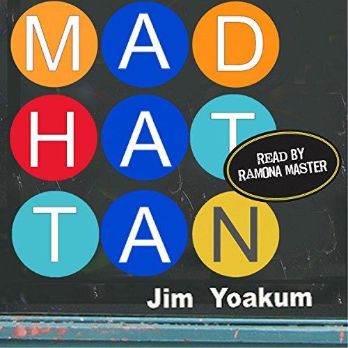 Madhattan audiobook cover art