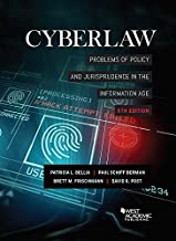 Cyberlaw: Problems of Policy and Jurisprudence in the Information Age (American Casebook Series)