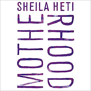 Motherhood audiobook cover art