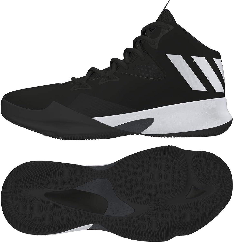 Adidas Unisex-Erwachsene Dual Threat 2017 Basketballschuhe