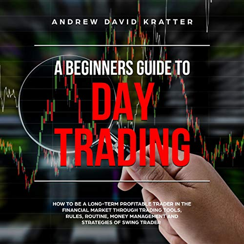 A Beginners Guide to Day Trading audiobook cover art