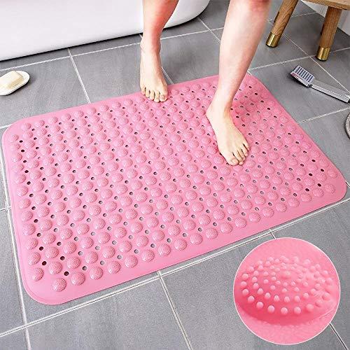 ningde Square douchematten antislipmatten voor in de wasmachine wasbare badmatten met zuignap kinderen veiligheidsmat 9 kleuren beschikbaar