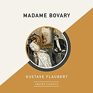 Madame Bovary (AmazonClassics Edition) cover art