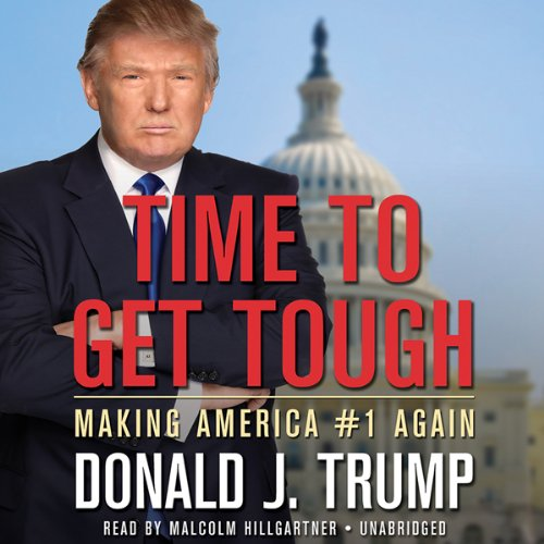 Time to Get Tough audiobook cover art