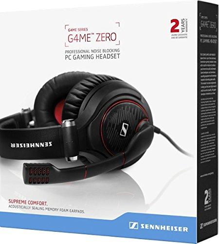 Build My PC, PC Builder, Sennheiser G4ME ZERO