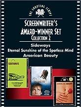Screenwriters Award-winner Set, Collection 2: Sideways, Eternal Sunshine of the Spotless Mind, American Beauty