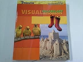Visual Vocabulary Resources ISBN 0022065091 Macmillan/McGraw-Hill Grade 3 Treasures