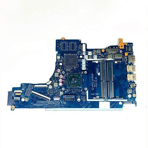 YLYWCG Tablero de reemplazo de computadora Placa Madre Portátil EPV51 LA-G078P MB Fit For HP 15-DB Placa Base Portátil con A9-9425 AM9425 CPU DDR4 Placa Base de computadora de Escritorio