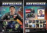 Calendario 2021 Valentino Rossi da parete in formato DIN A3