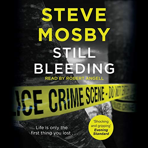 Still Bleeding audiobook cover art