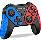 Switch Controller for Nintendo Switch/Switch Lite, Switch Controller Remote Wireless Gamepad for Nintendo Switch Console, Pro Controller Switch Remote with Turbo/Motion Control