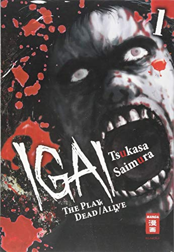 Saimura, T: Igai The Play Dead/Alive 01
