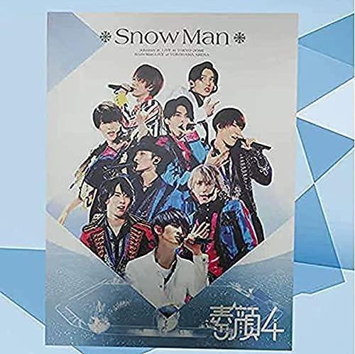 SnowMan盤 素颜4 SnowMan盤 DVD 未開封