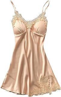Amazon.com  Beige - Baby Dolls   Chemises   Lingerie  Clothing ... 00e83ab70