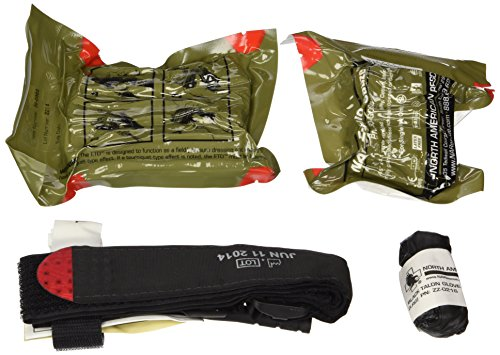 North American Rescue Individual Patrol Officers Kit