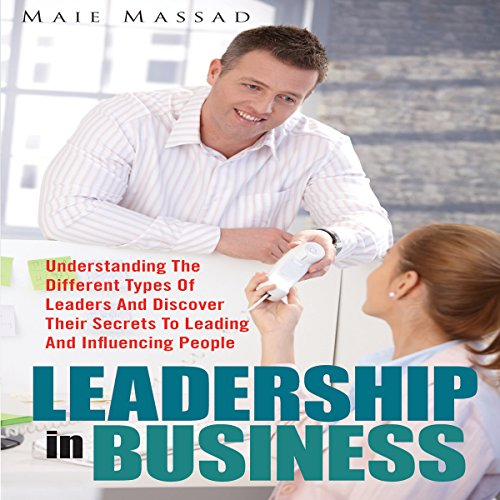Leadership in Business audiobook cover art