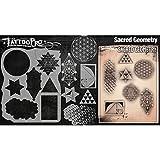 Tattoo Pro Stencils Series 3 - Sacred Geometry