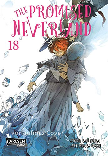 The Promised Neverland 18: Ein emotionales Mystery-Horror-Spektakel!