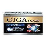 カーメイト 車用 HID フォグランプ GIGA クールスカイ コンバージョンキット HB3/HB4共通 6700K 1900lm ホワイト 車検対応 GFK667