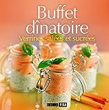 Buffet dînatoire - Verrines salées et sucrées